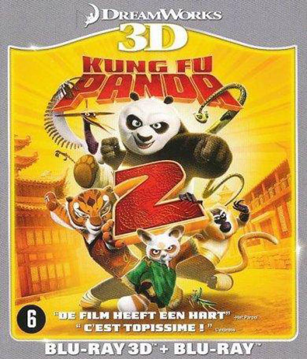 Kung fu panda 2 (3D) (Blu-ray)