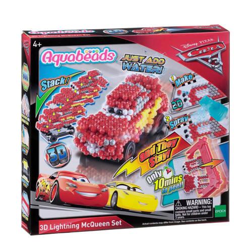 Aquabeads Cars3 Lightning McQueen 3D knutselset kopen