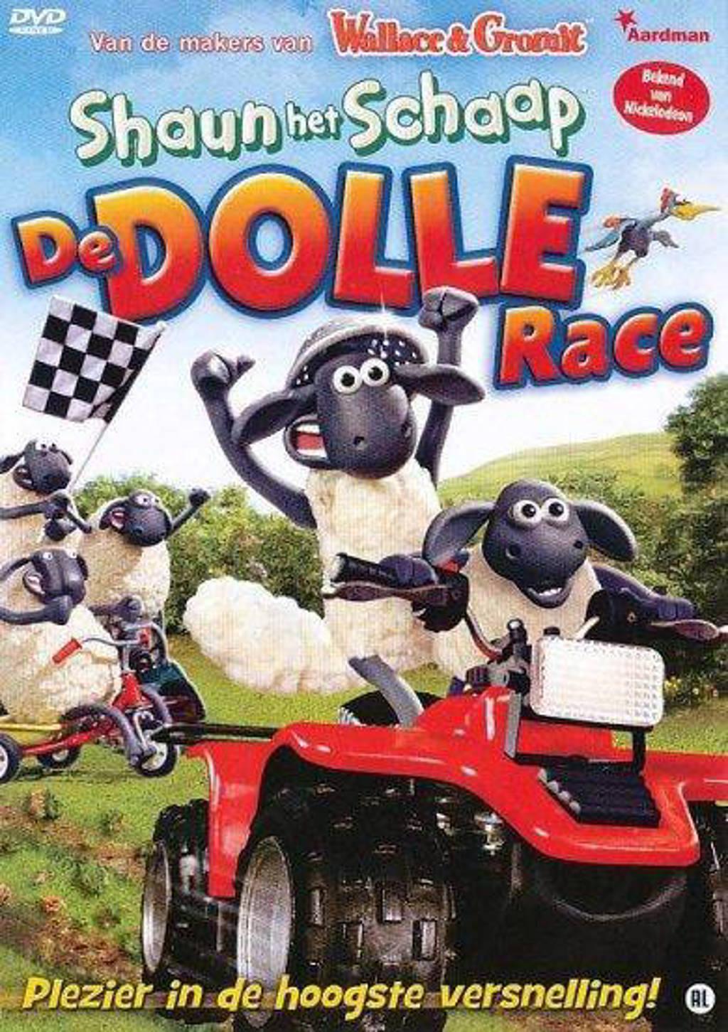 Shaun het Schaap - De dolle race (DVD)
