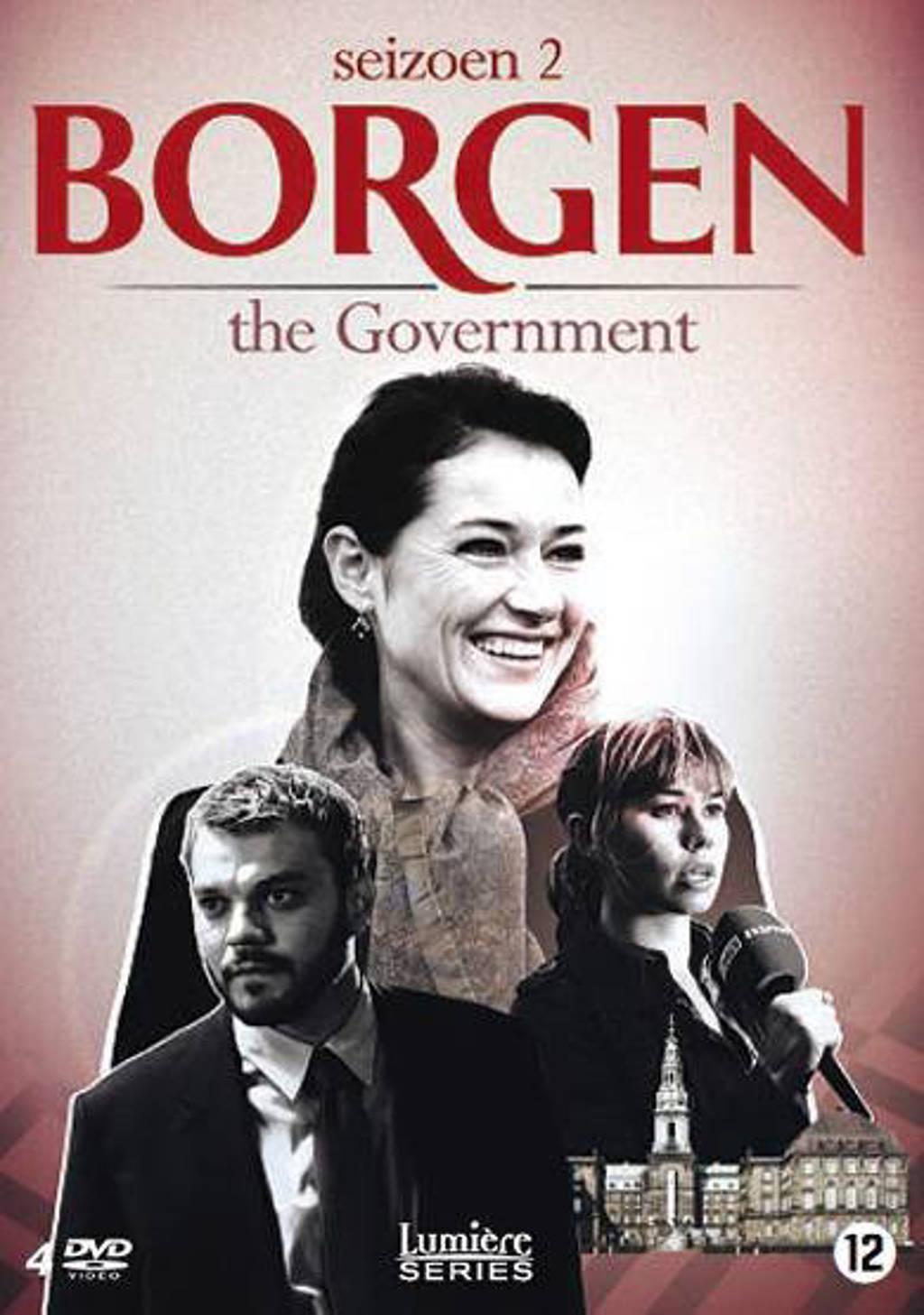 Borgen the government - Seizoen 2 (DVD)