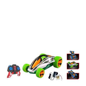 Psycho Gyro bestuurbare auto groen