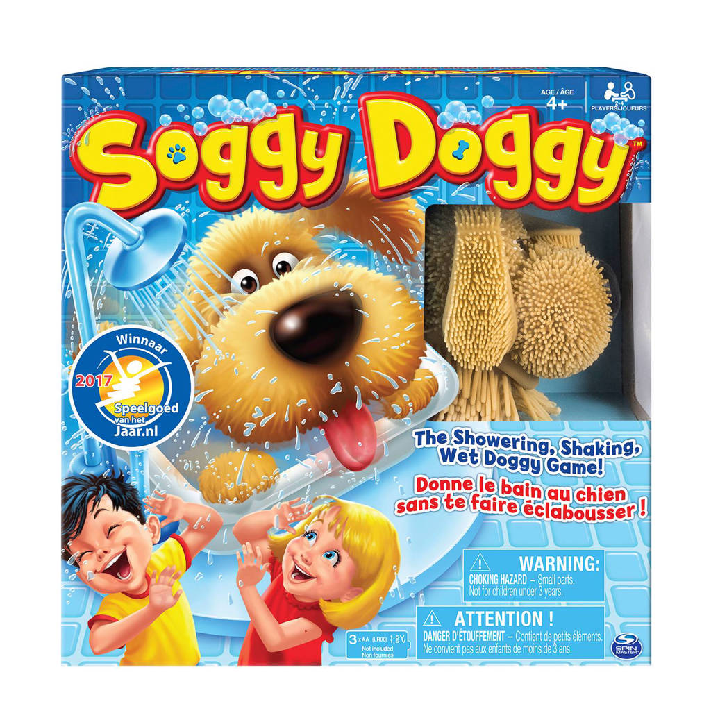 Spin Master Soggy Doggy kinderspel