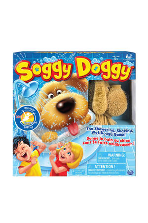 Soggy Doggy kinderspel