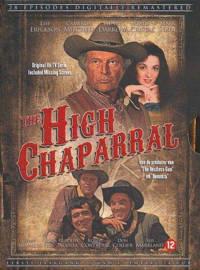 High chaparral - Seizoen 1 (DVD)