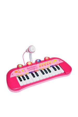 keyboard met microfoon