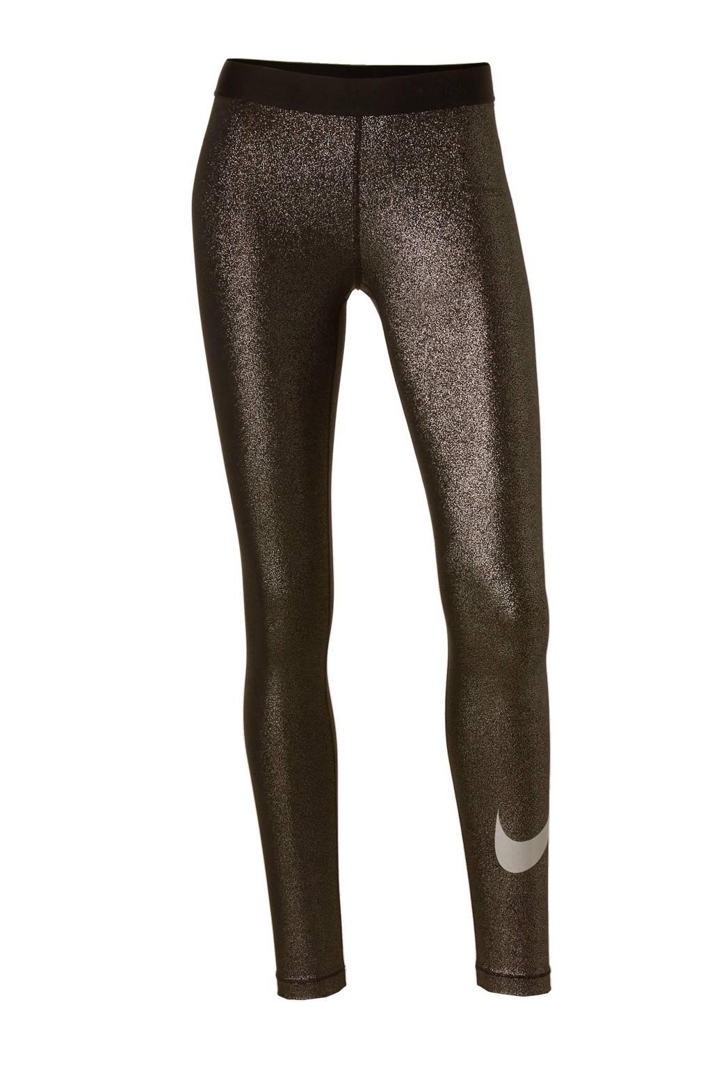 ef2c3edb968 Nike sportbroek, Zwart/zilver