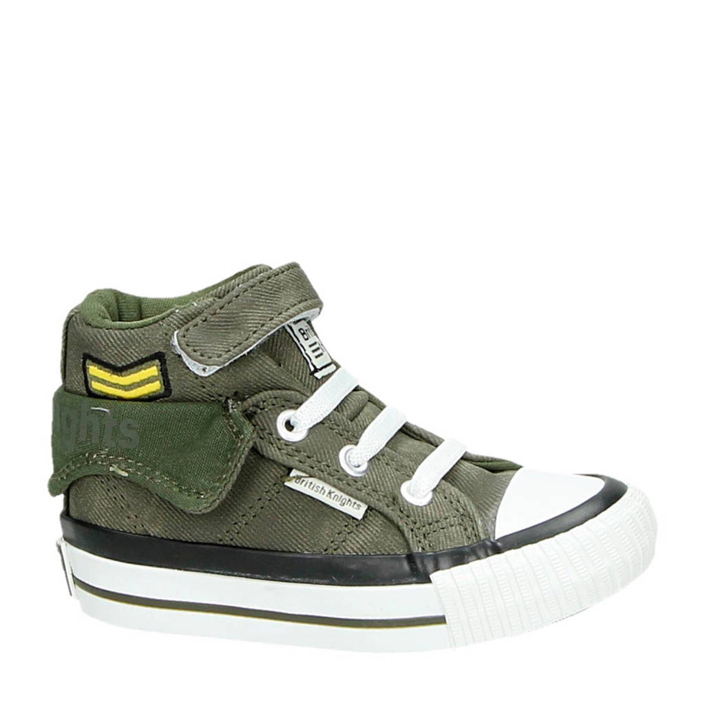 British Knights  sneakers kaki, Kaki