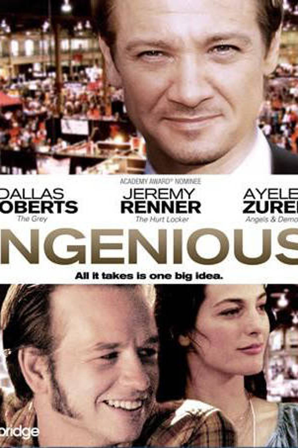 Ingenious (Blu-ray)