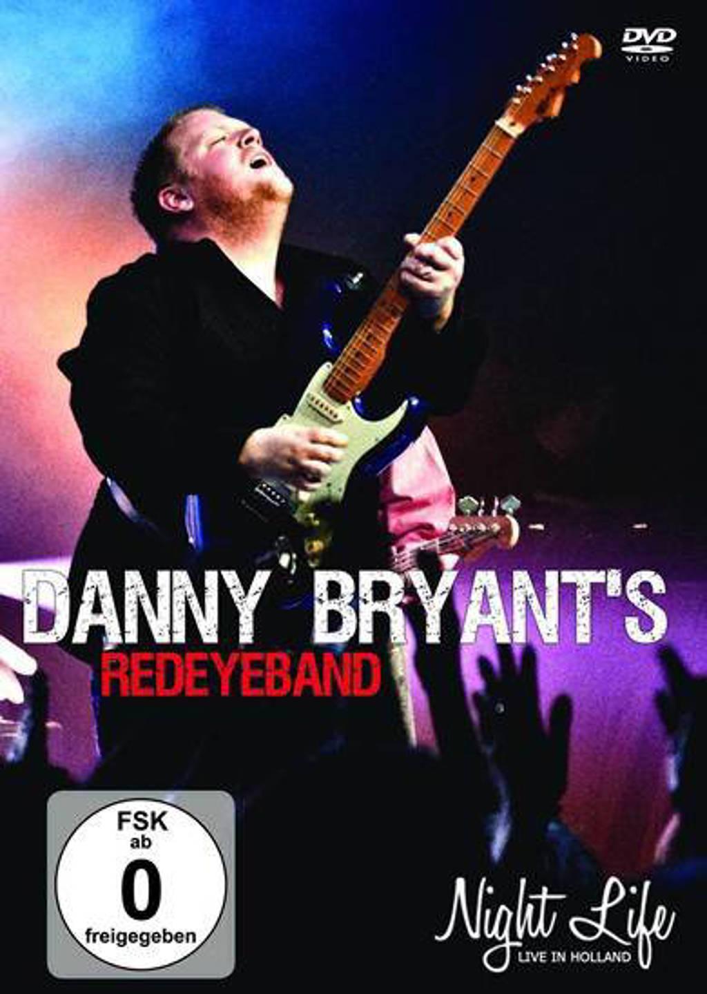 Danny Bryant's Redeyeband - Night Life - Live In Holland (DVD)