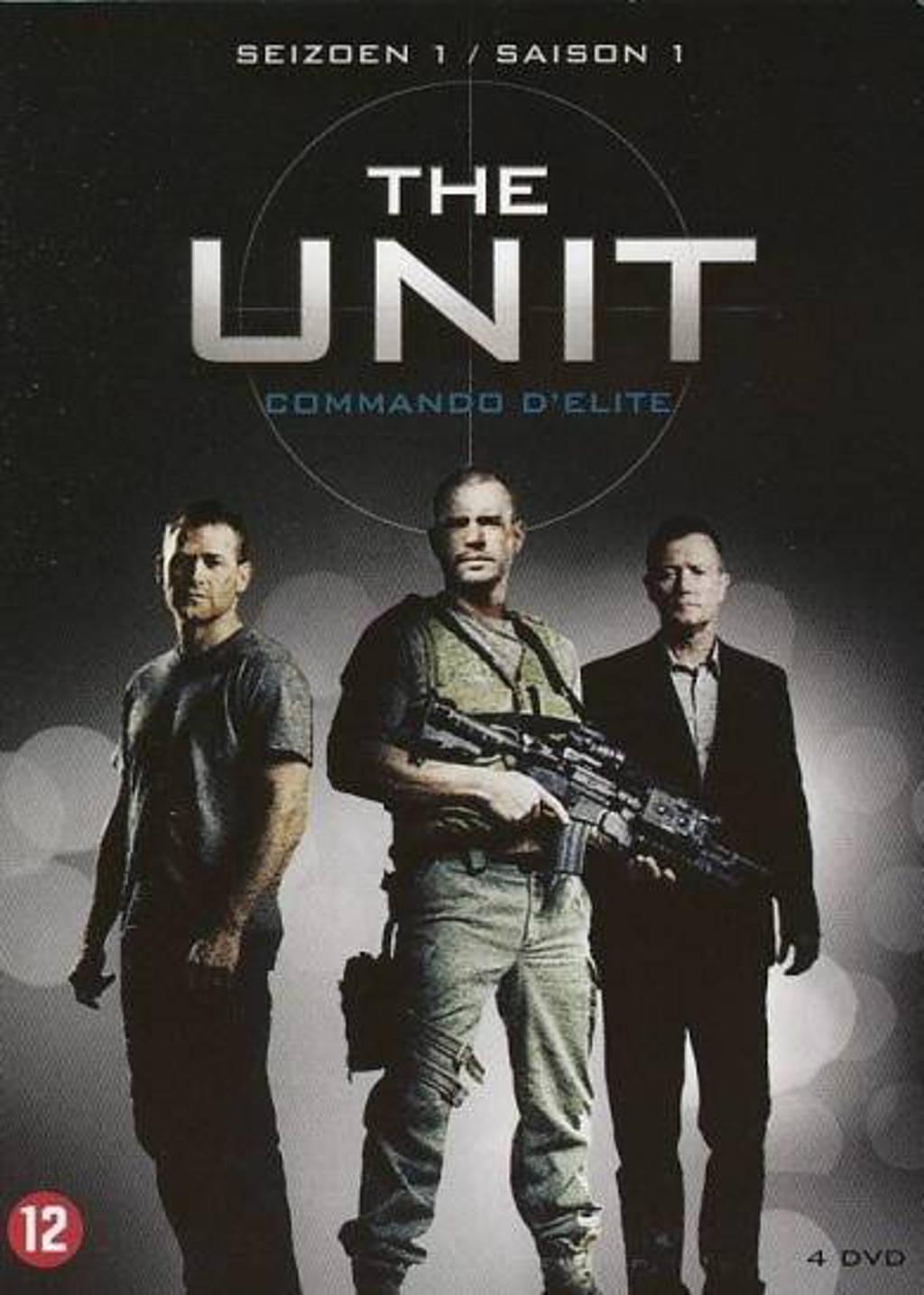 Unit - Seizoen 1 (DVD)