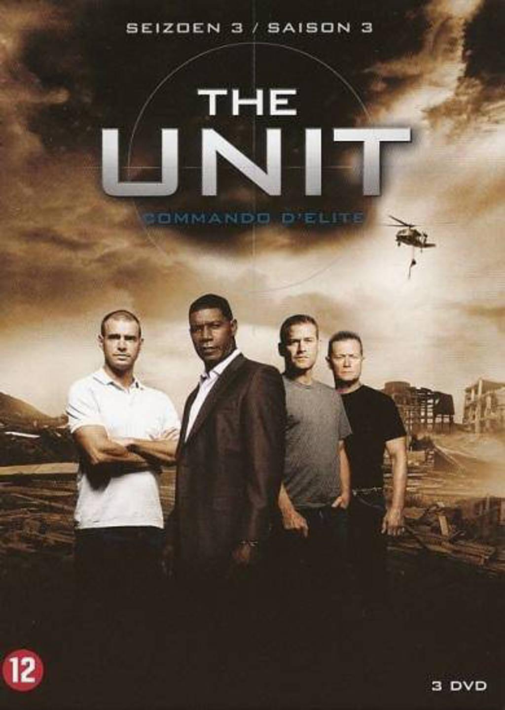 Unit - Seizoen 3 (DVD)