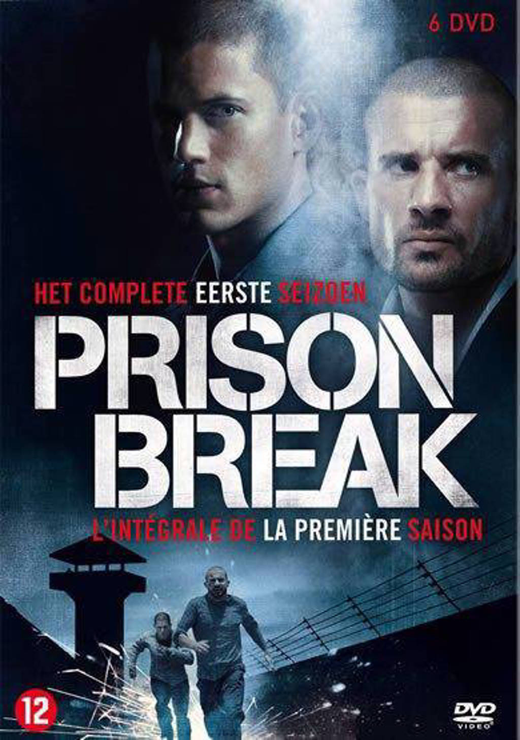 Prison break - Seizoen 1 (DVD)