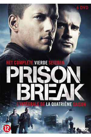 Prison break - Seizoen 4 (DVD)