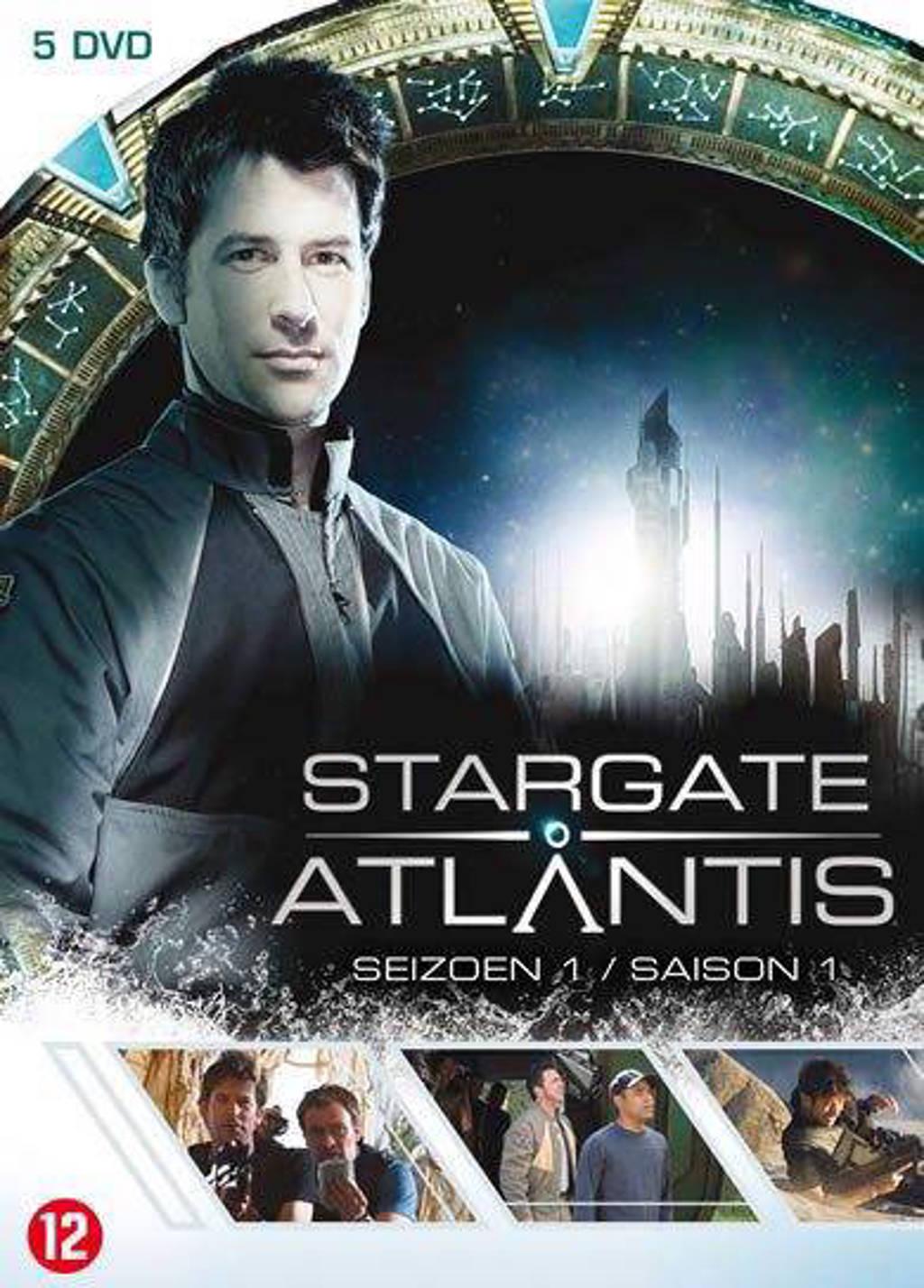 Stargate Atlantis - Seizoen 1 (DVD)