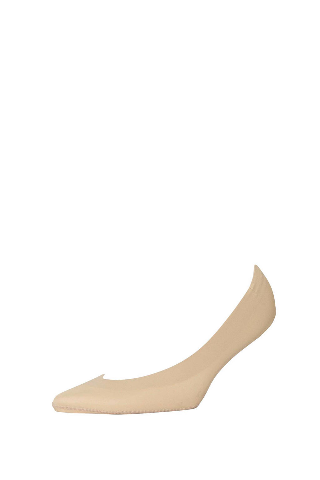Oroblu Solange Invisible kousenvoetjes, Beige