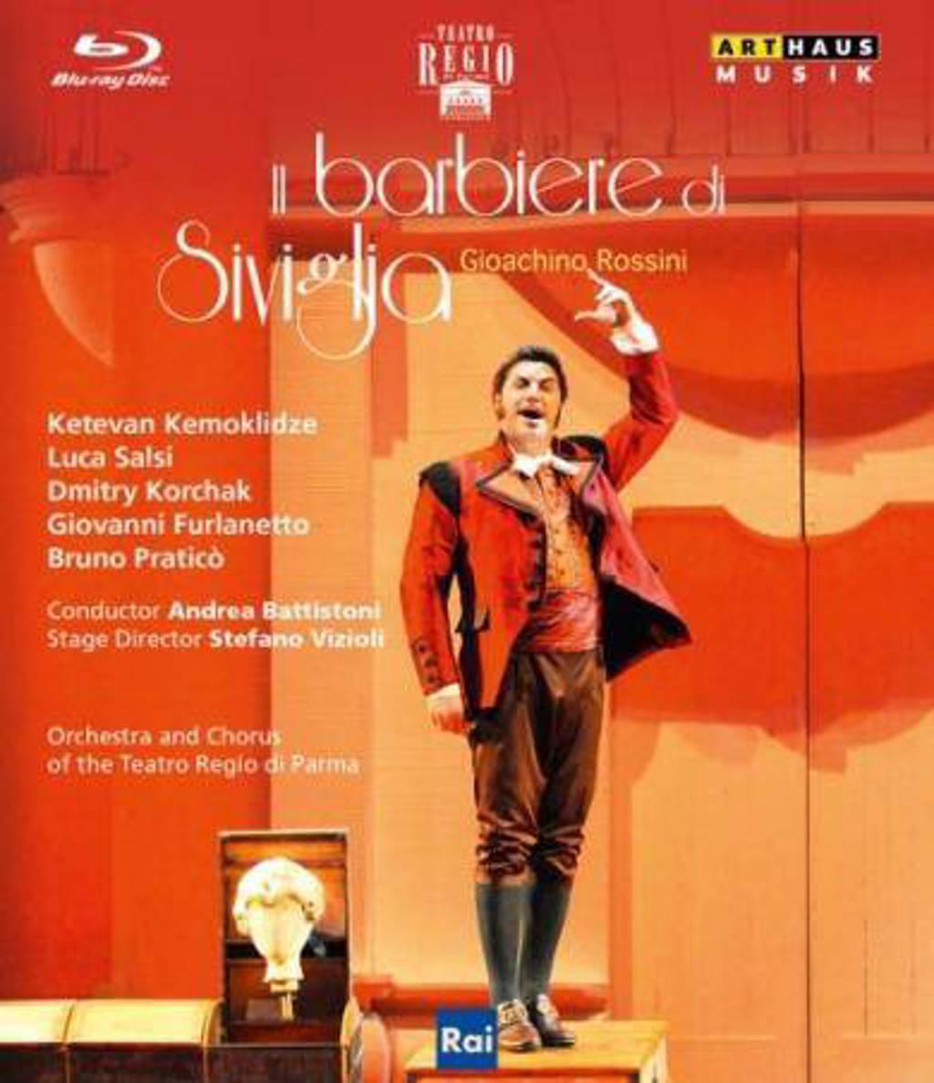 Kemoklidze,Salsi,Korchak - Il Barbiere Di Siviglia, Parma 2011 (Blu-ray)