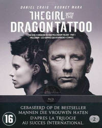 Girl with the dragon tattoo (Blu-ray)