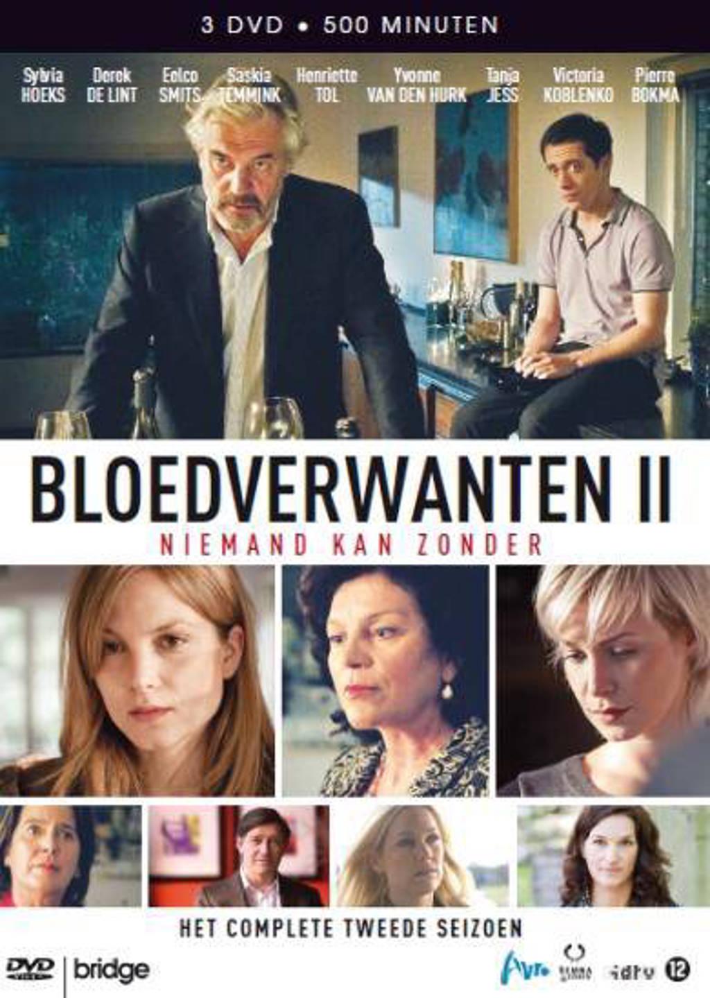 Bloedverwanten - Seizoen 2 (DVD)
