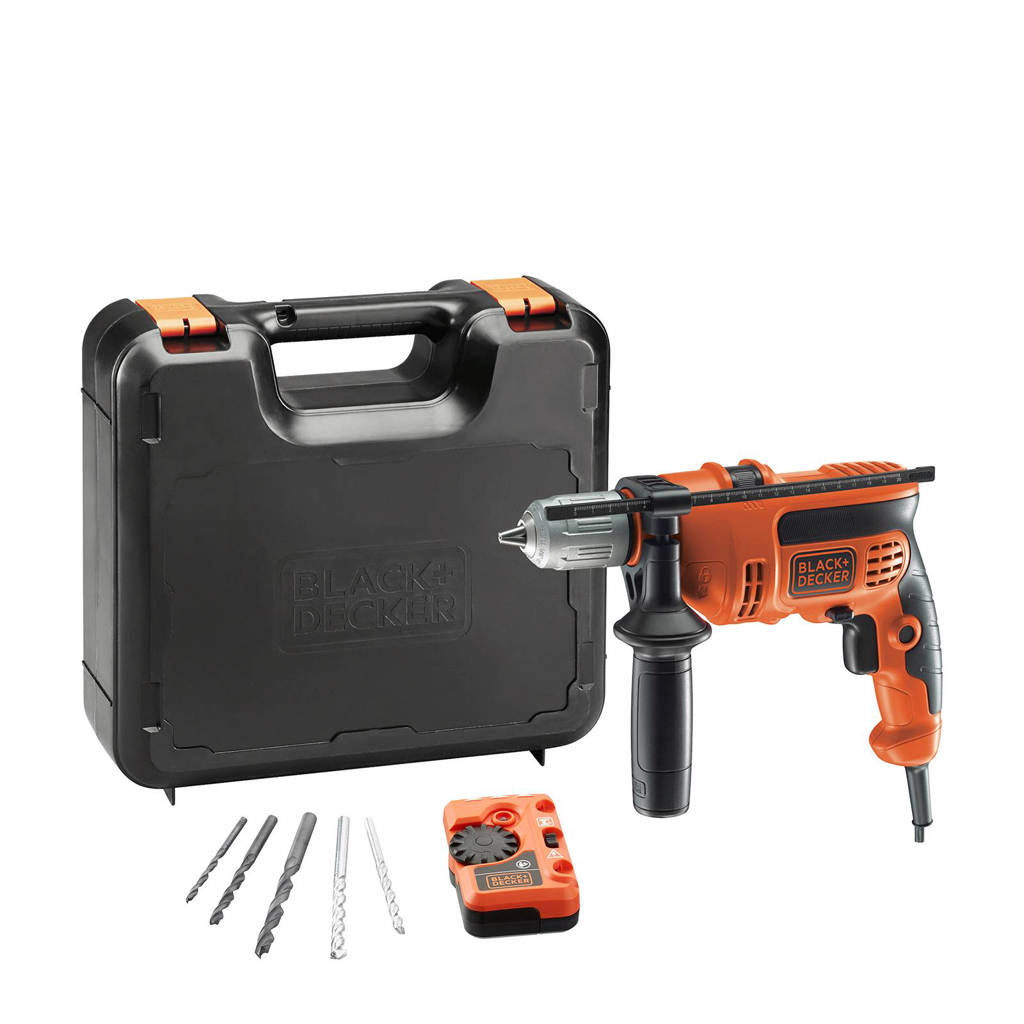 Black+Decker CD714CRESKD-QS klopboormachine