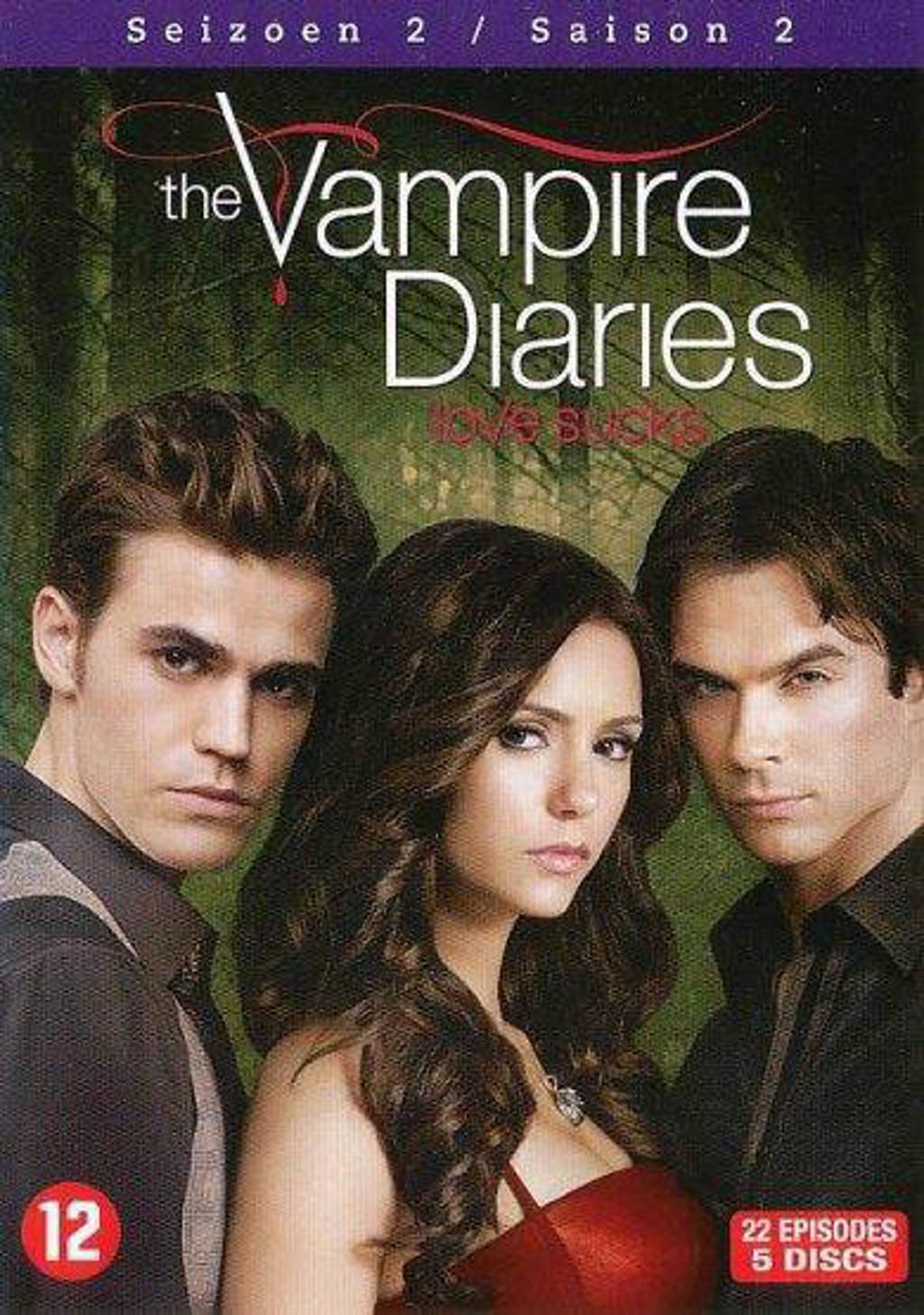 Vampire diaries - Seizoen 2 (DVD)