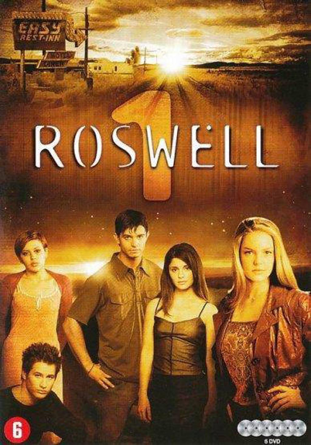 Roswell - Seizoen 1 (DVD)