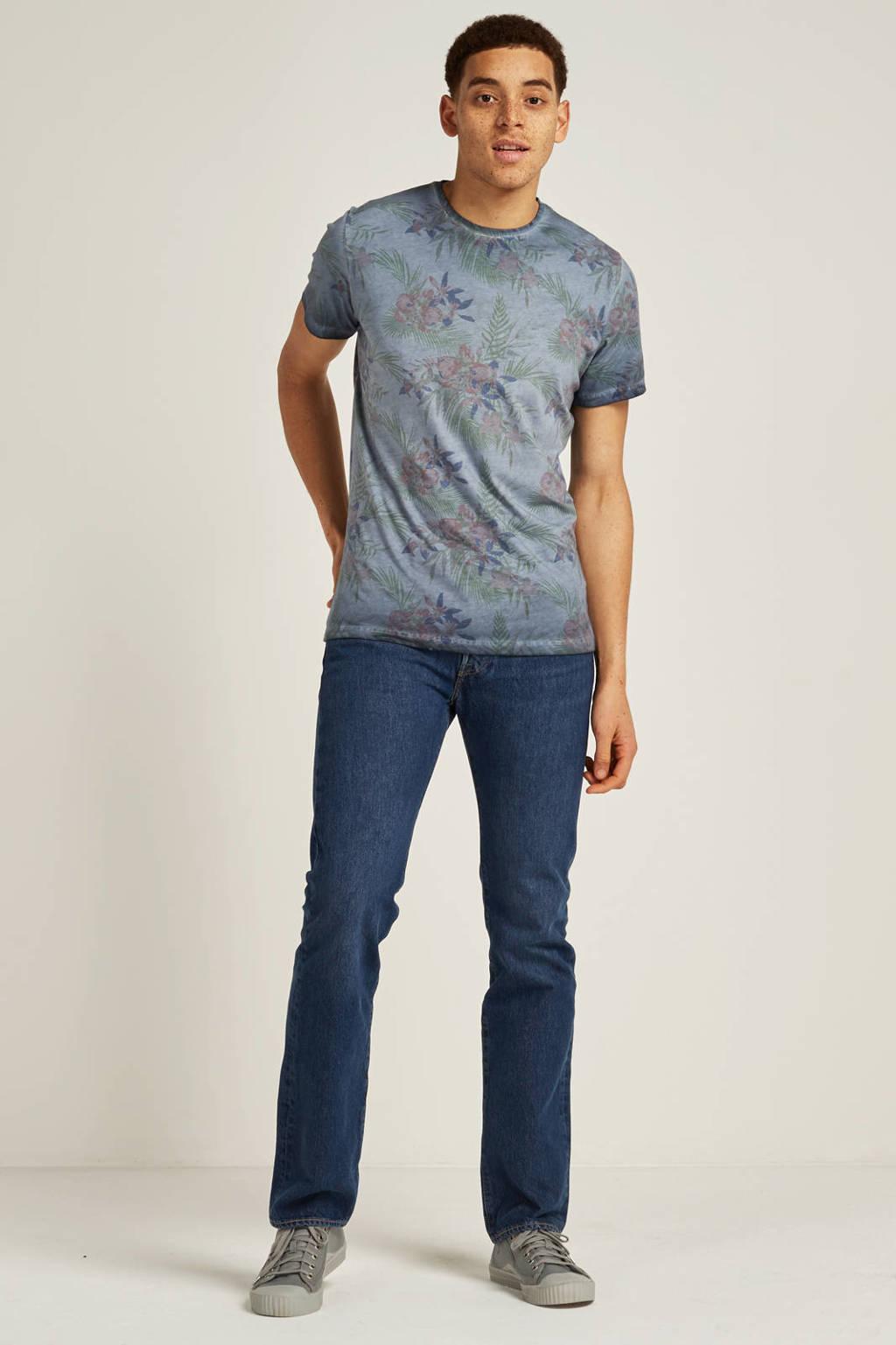 Levi's 501 original regular fit jeans, Subway Station