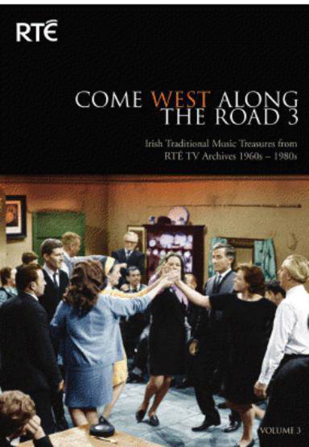 Various - Come West Along The Road Volume 3 (DVD)