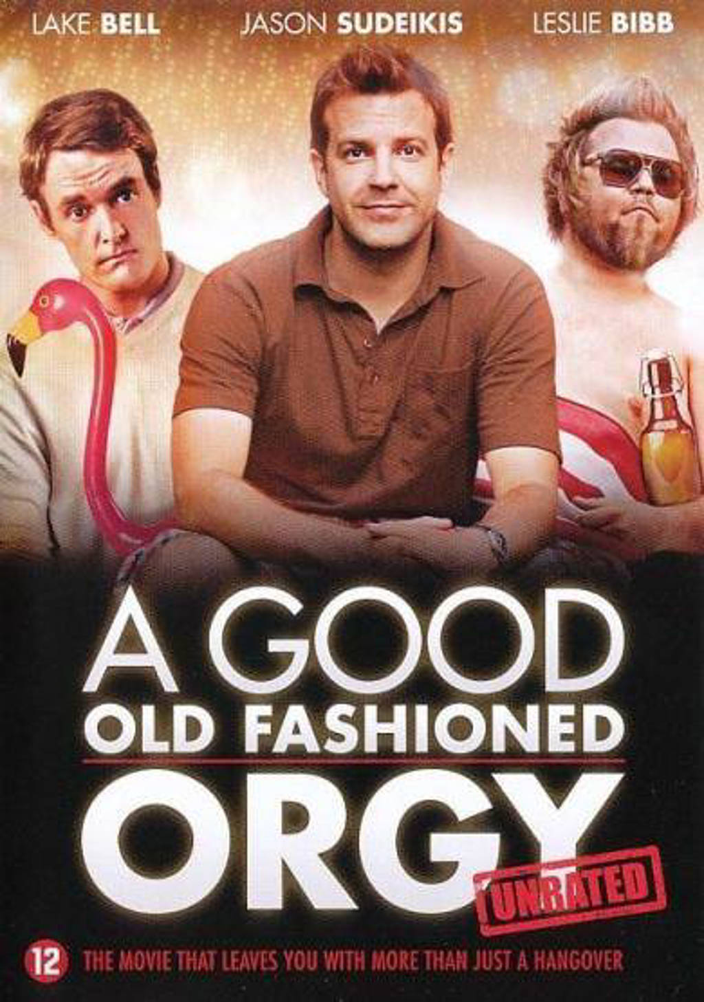 Good old fashioned orgy (DVD)