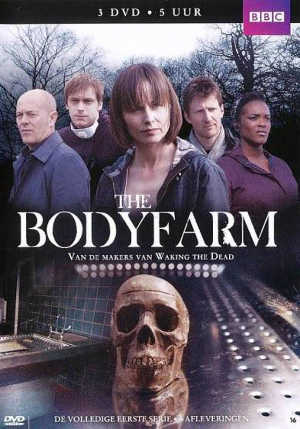 Body farm - Seizoen 1 (DVD)