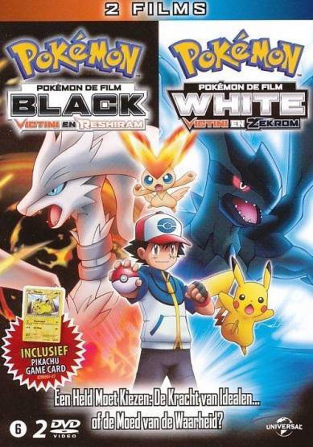 Pokemon - Black & white (DVD)