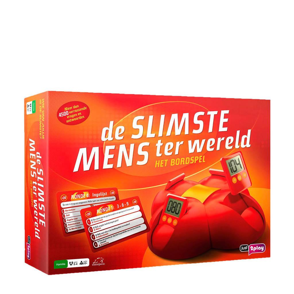Just Games De Slimste Mens bordspel