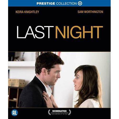 Last night (Blu-ray) kopen
