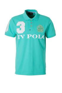 HV SOCIETY Favouritas regular fit polo (heren)