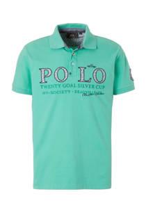 HV SOCIETY Gaston regular fit polo (heren)