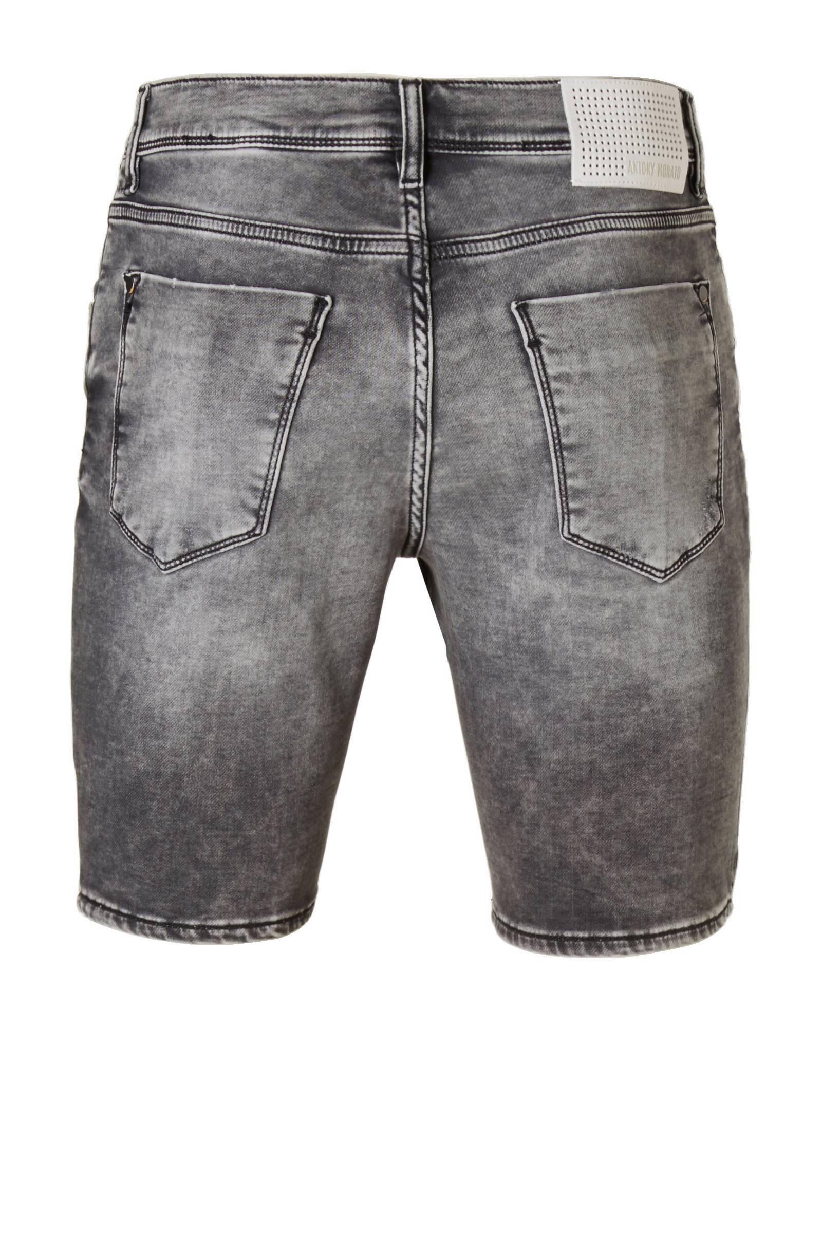 Antony Morato skinny jeans short Barret jog | wehkamp