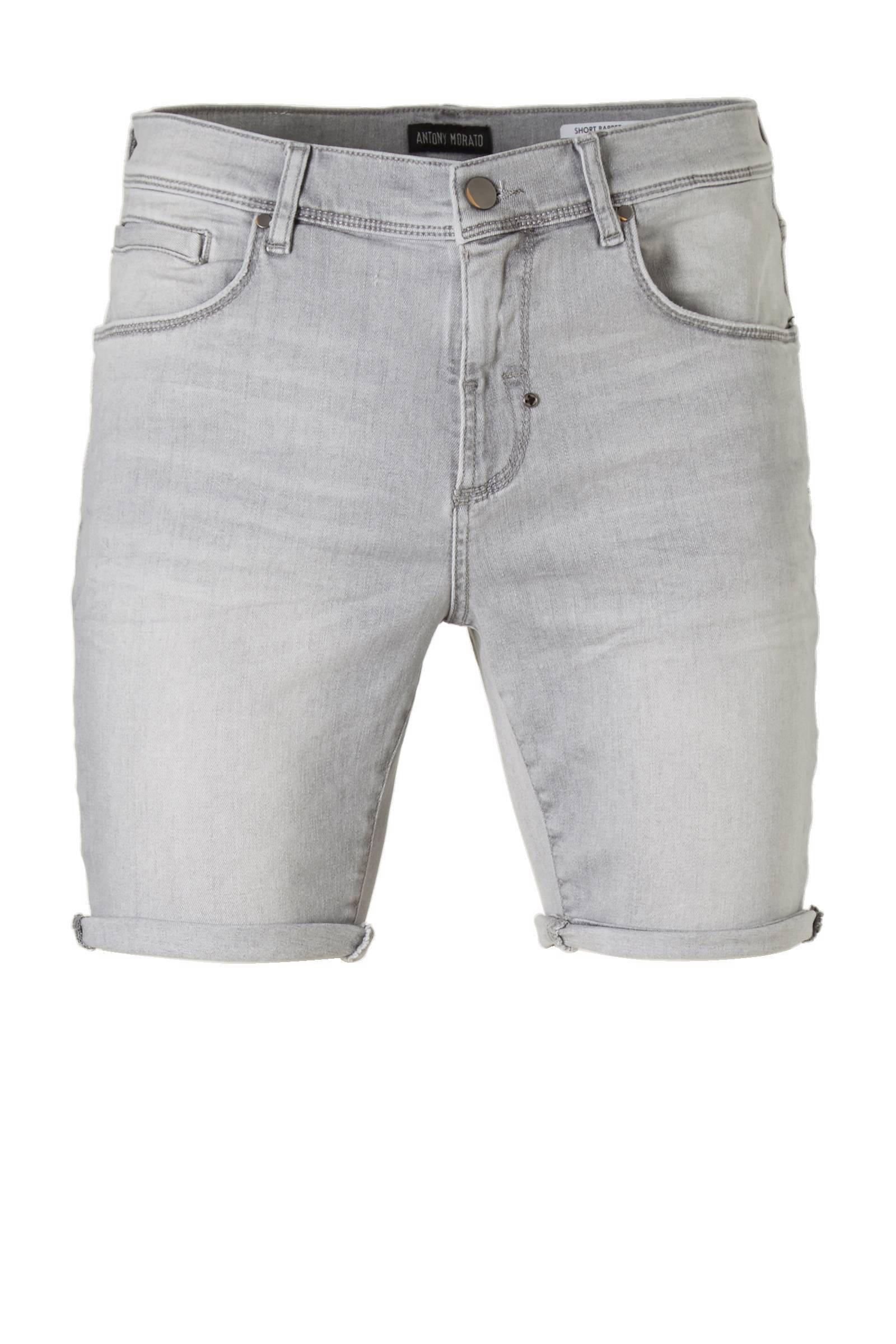 Antony Morato skinny jeans short Barret | wehkamp