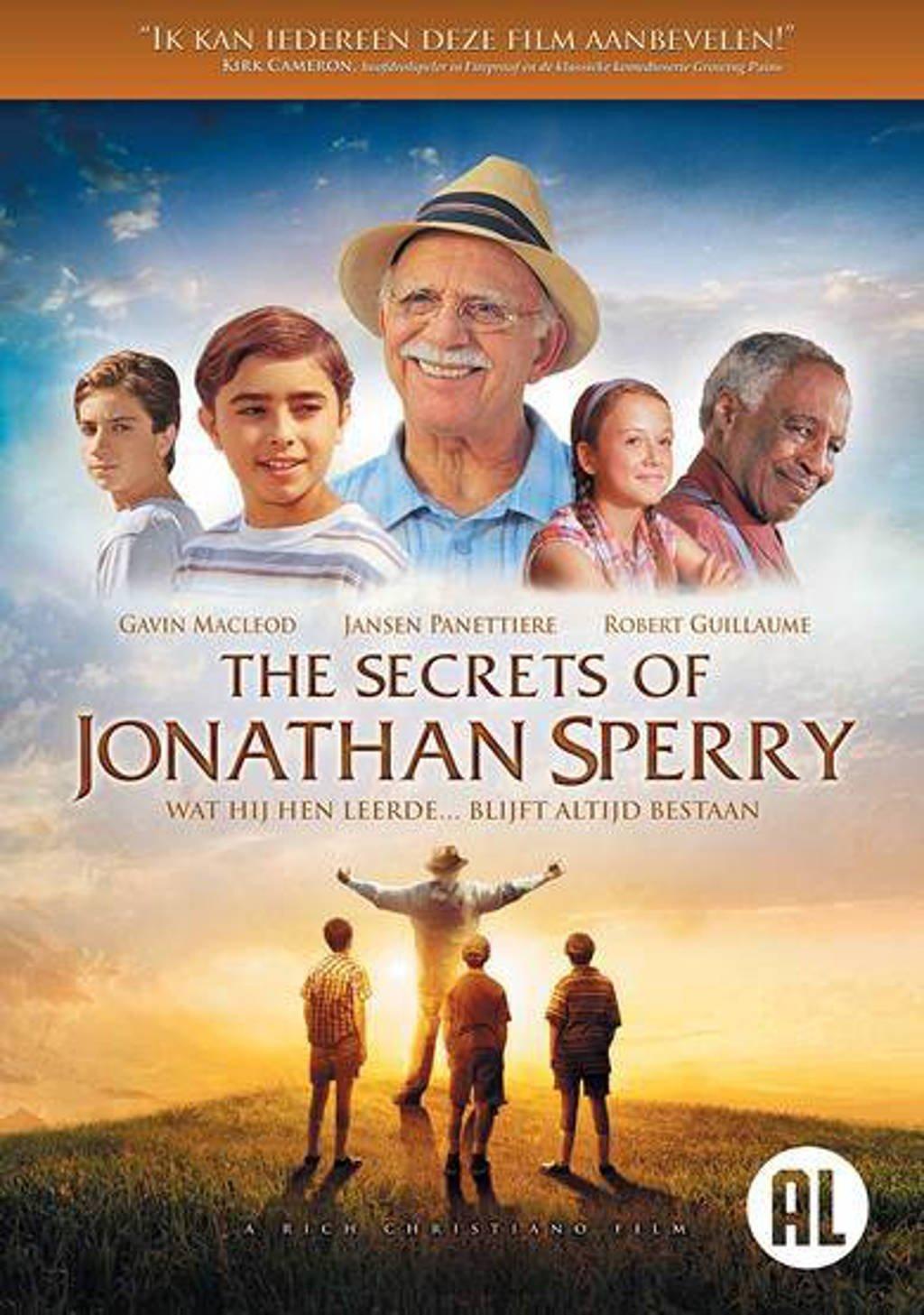Secrets of Jonathan Sperry (DVD)