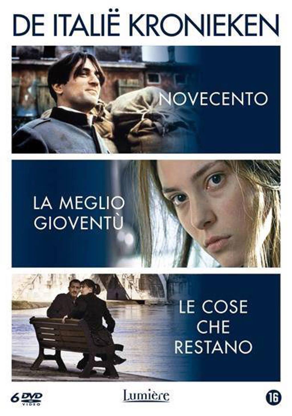 Italië kronieken (DVD)