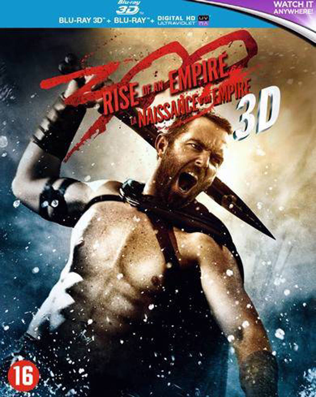 300 - Rise of an empire (3D) (Blu-ray)