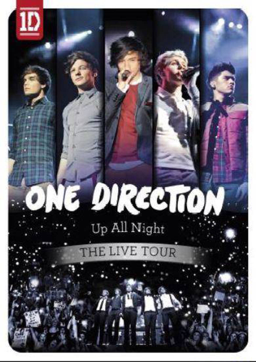 One Direction - Up All Night - The Live Tour (DVD)