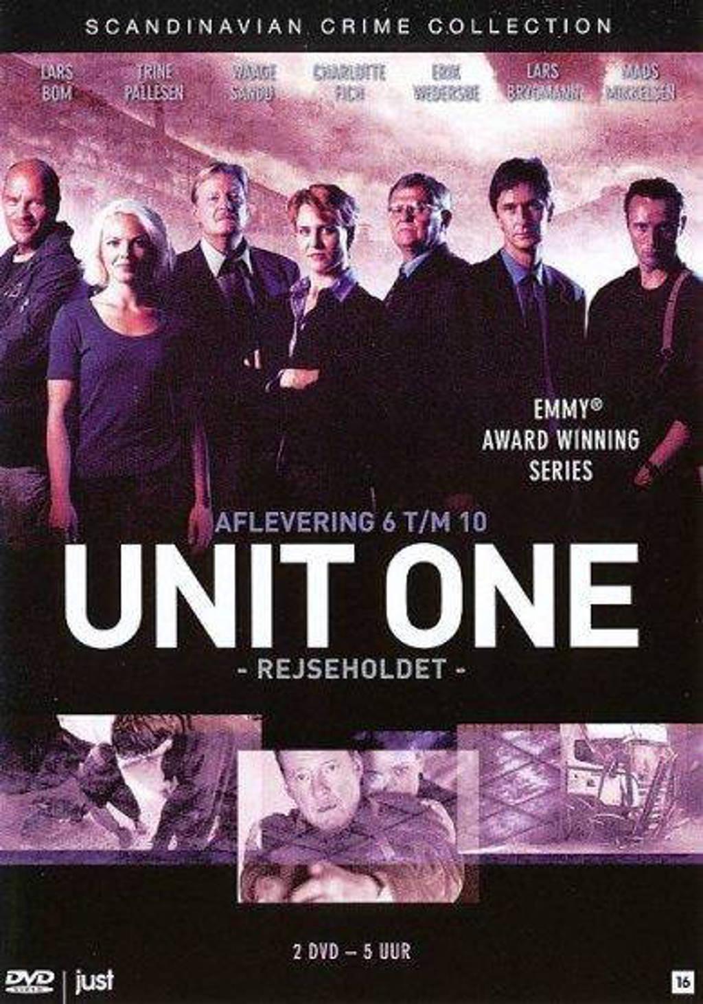 Unit one (Rejseholdet) - afl. 6-10 (DVD)