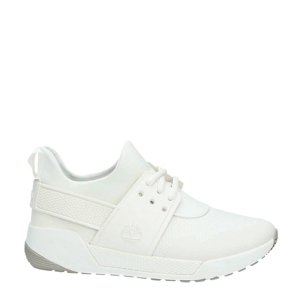 4827024f7ccf4b Timberland Kiri Up Knit Oxford sneakers wit   wehkamp