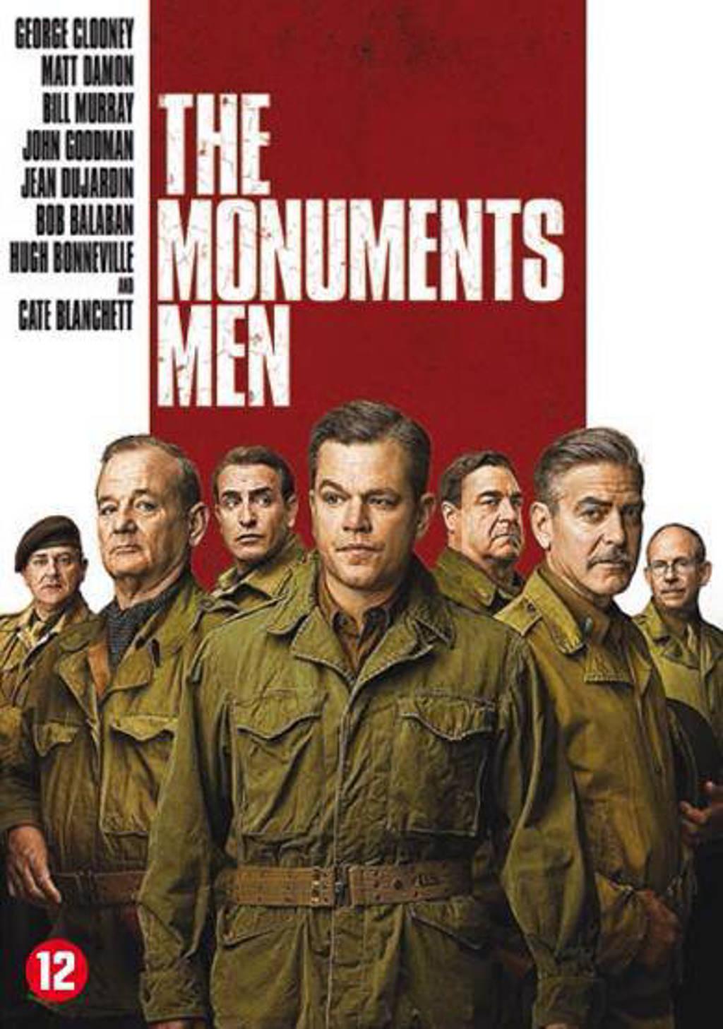 Monuments men (DVD)