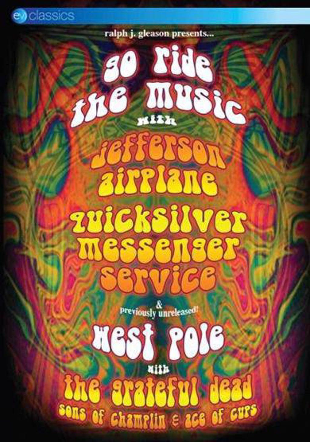 Various - Go Ride The Musis/West Pole (DVD)