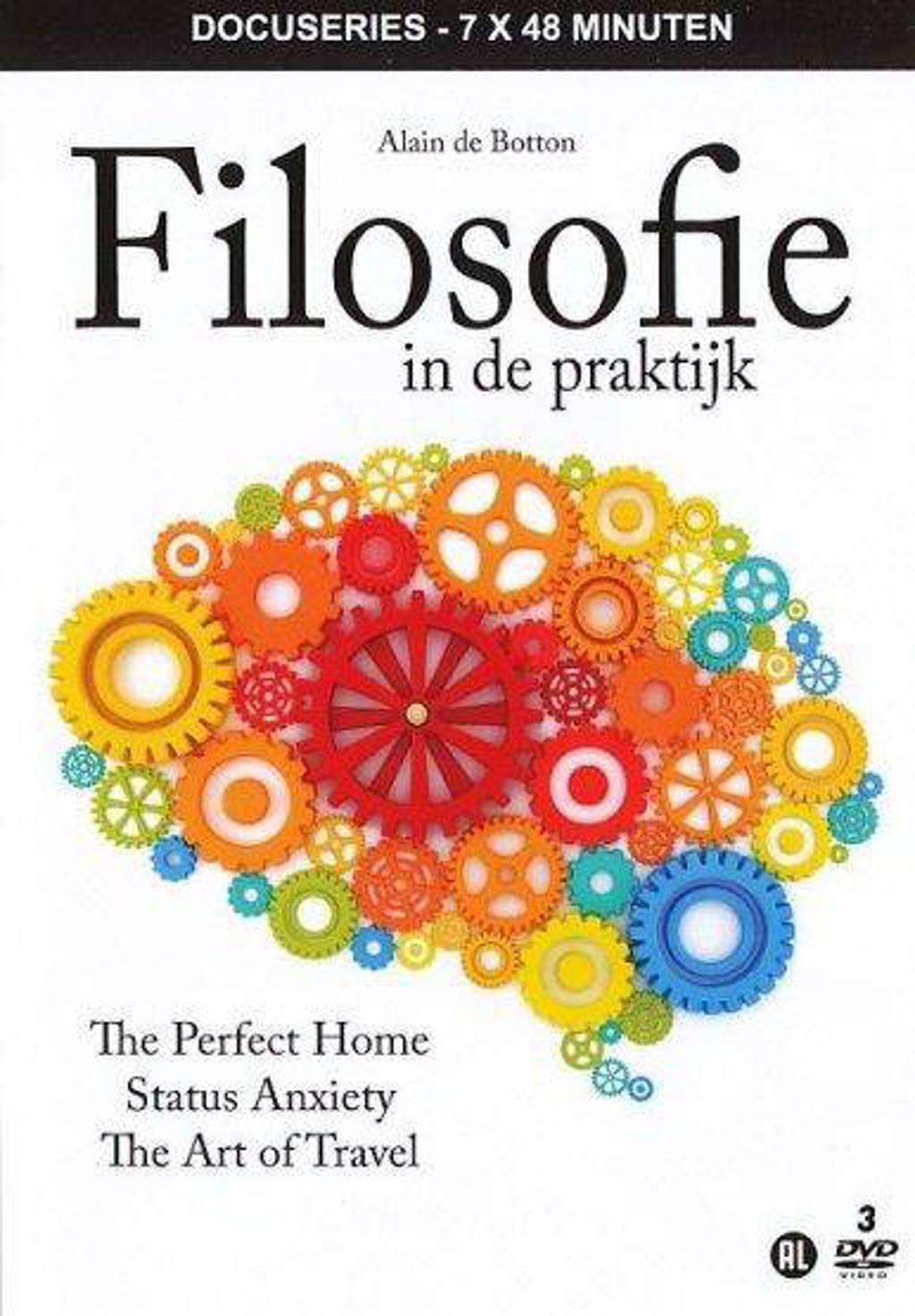 Filosofie in de praktijk - Alain de Botton (DVD)