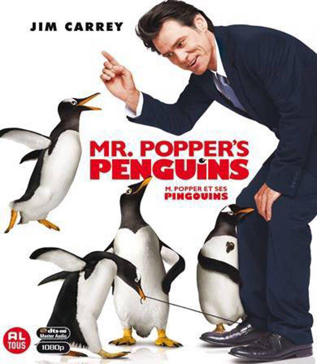 Mr Popper's penguins (Blu-ray)