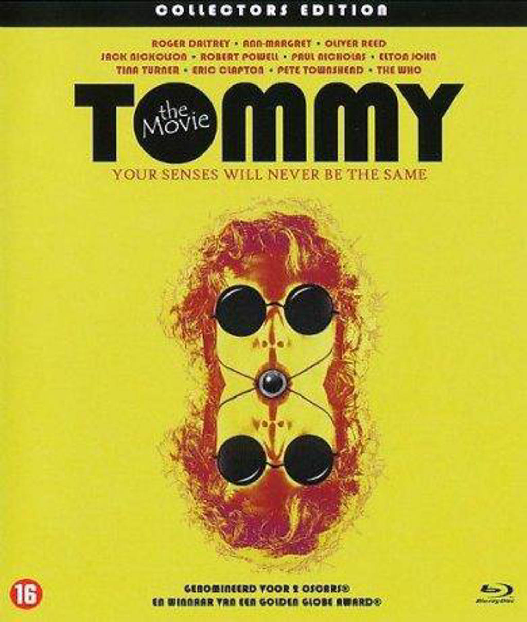 Tommy the musical (Blu-ray)