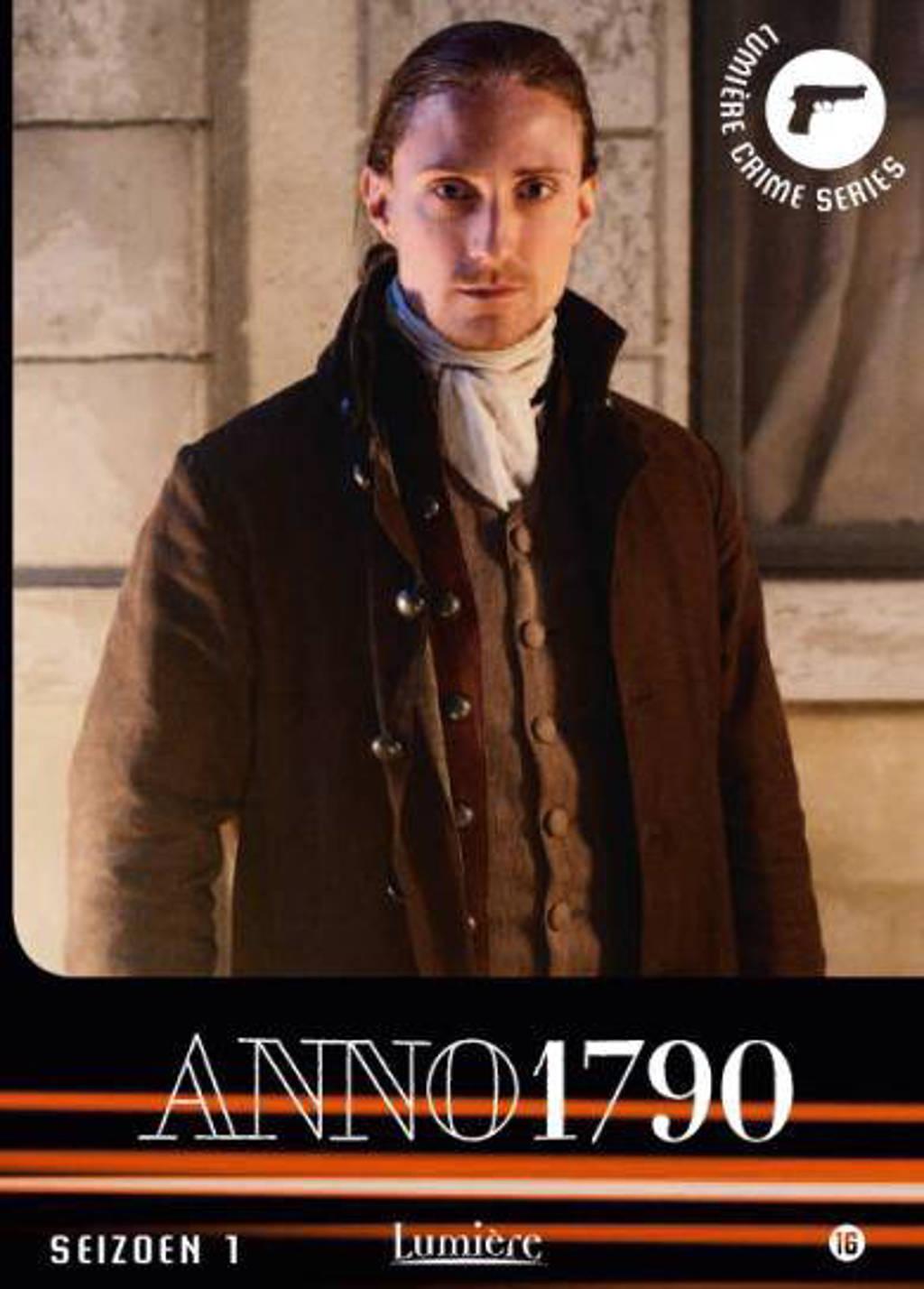 Anno 1790 - Seizoen 1 (DVD)