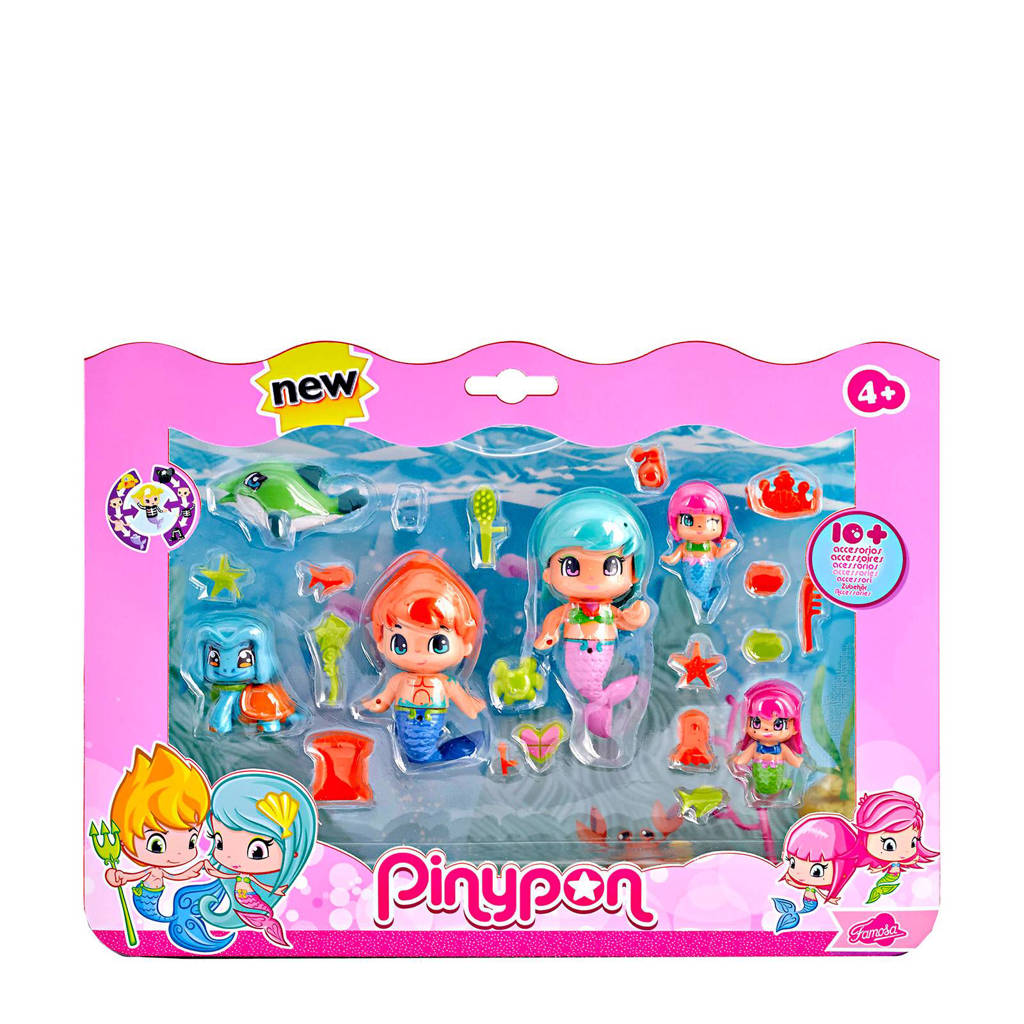 Pinypon  Mermaids speelset