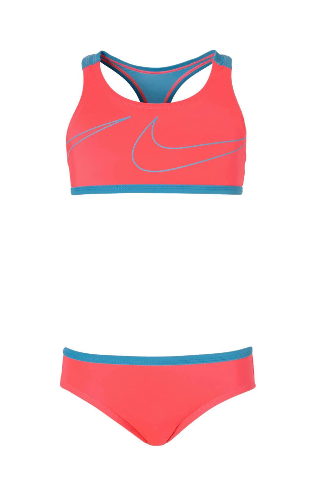b8c03b2d4fbda4 Nike sport bikini, Roze/blauw